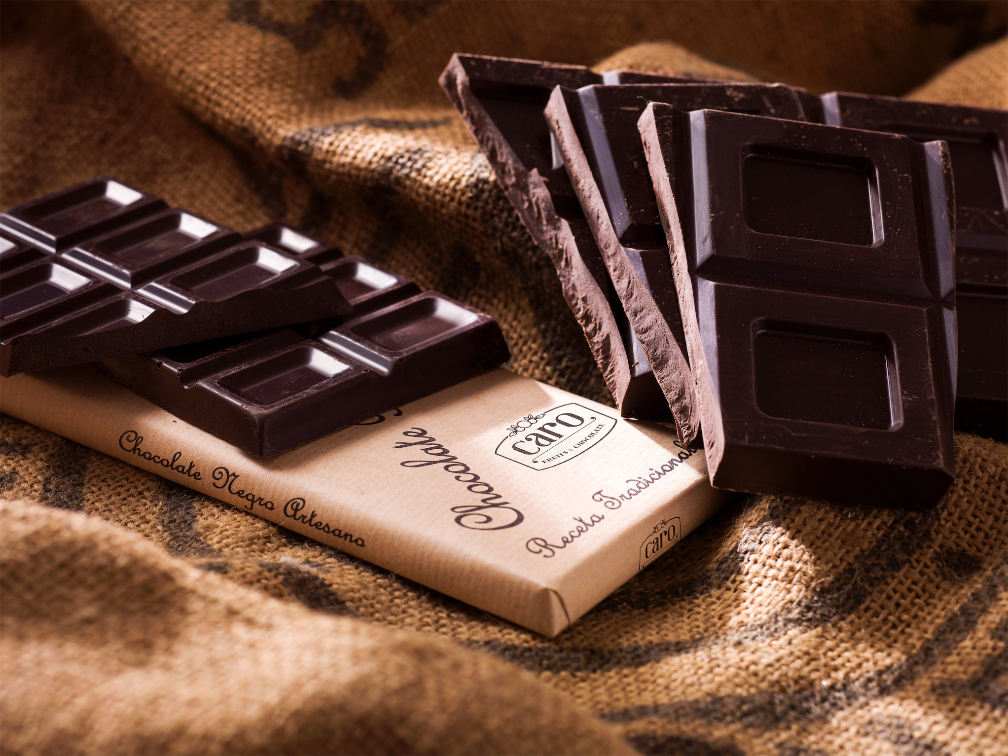 Caro 68% Dark Chocolate Bar