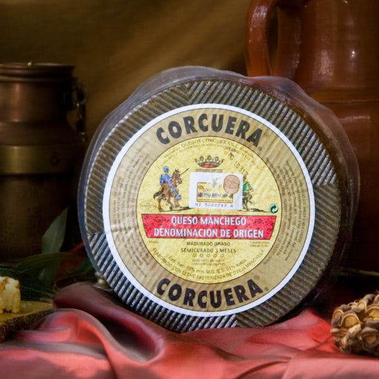 Manchego Corcuera DOP 3 month