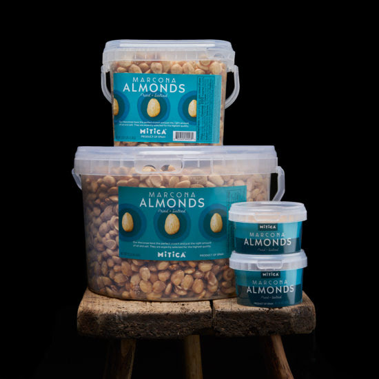 Marcona Almonds Mitica® (Fried & Salted) - 1