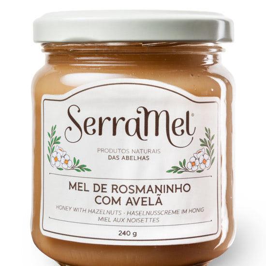 Honey with Hazelnuts